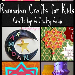 Ramadan Crafts for Kids Series- Kid World Citizen
