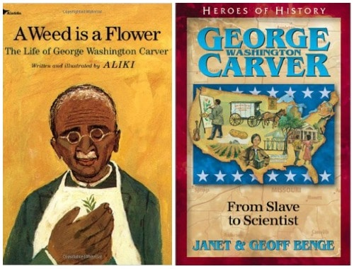 George Washington Carver Black History Biographies- Kid World Citizen