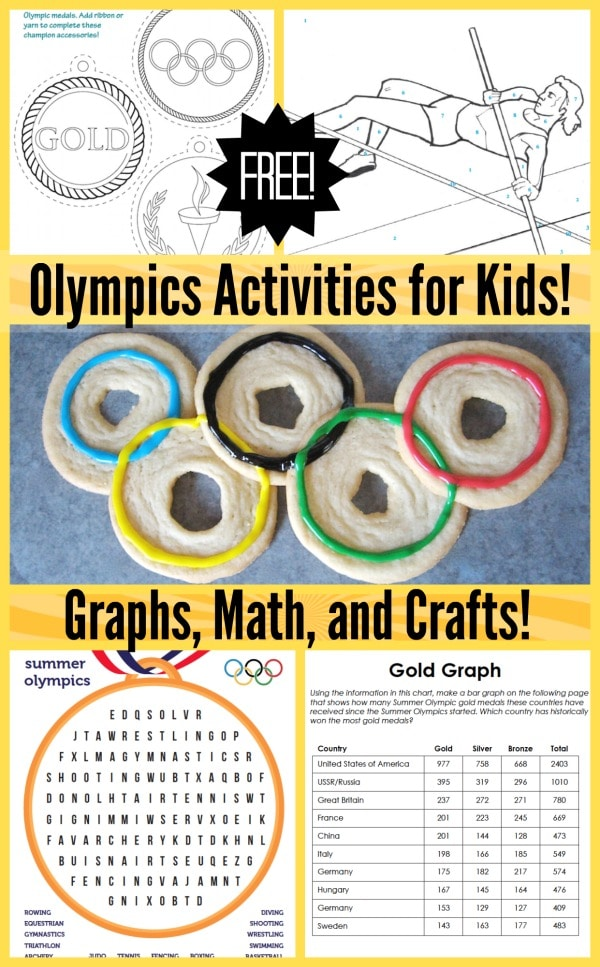 photo regarding Olympics Tv Schedule Printable titled Olympics Things to do for Little ones: Basic and Enjoyable Methods toward