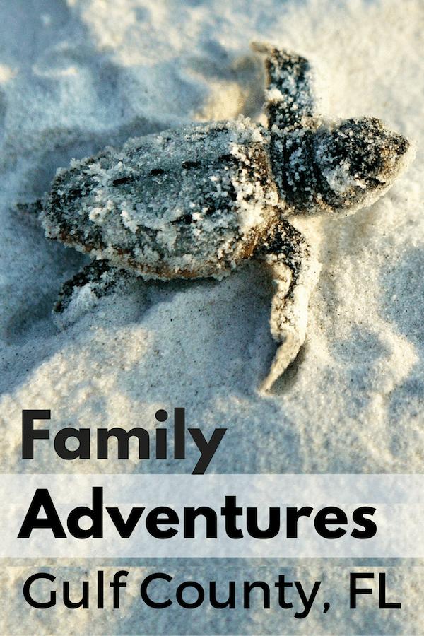 Gulf County Florida Adventure- Kid WOrld Citizen