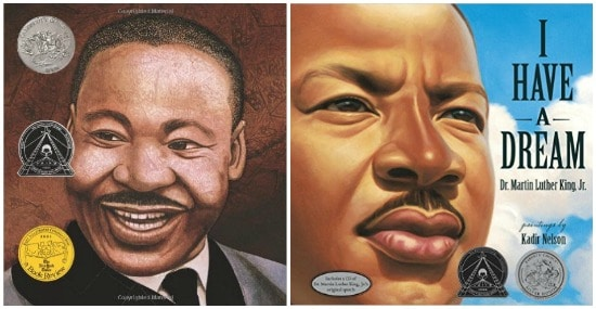 Martin Luther King Black History Biographies- Kid World Citizen
