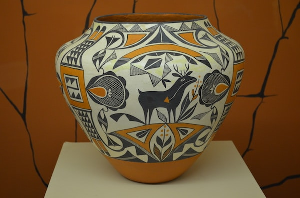New Mexico Pottery- Kid World Citizen