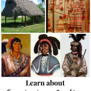 Learn about the Seminole Indians