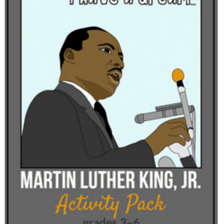 Martin Luther King Lessons for Kids