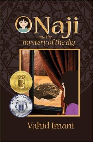 Naji Persian Chapter Book Kids- Kid World Citizen