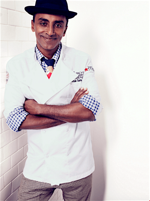 Marcus Samuelsson Recipes- Kid World Citizen