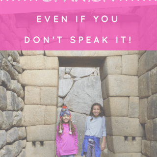 Teach Your Kids Spanish When You Are Not a Native Speaker