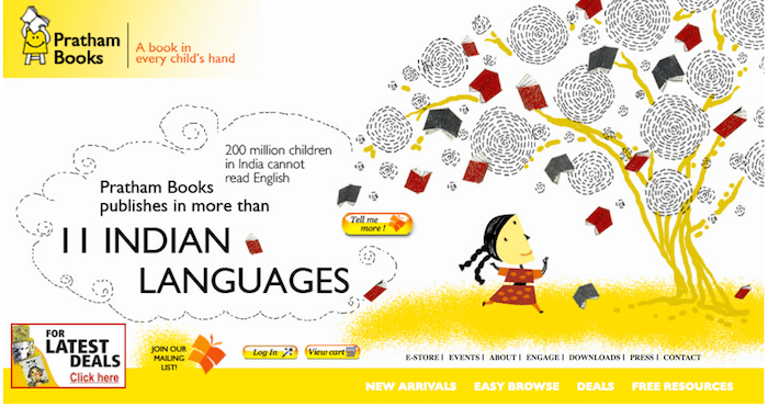 Pratham Books Learn Hindi Kids- Kid World Citizen
