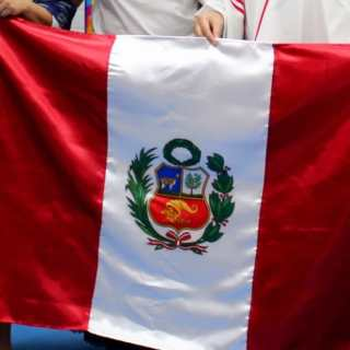 Peru Flag- Kid World Citizen
