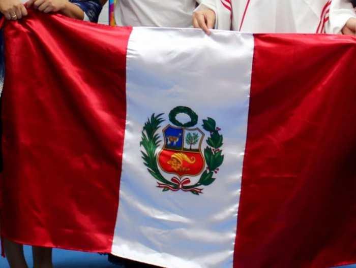 Peru Flag- Kid World Citizen