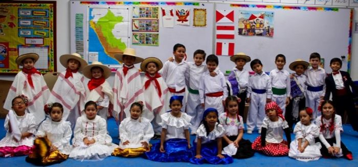 Peru Kindergarten- Kid World Citizen