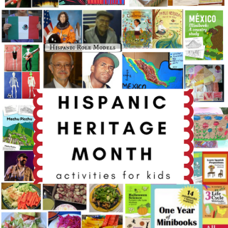 Hispanic Heritage Month- Kid World Citizen