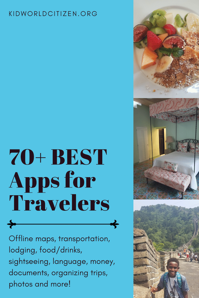 Best Apps for Travel: Must Have Apps for World Travelers