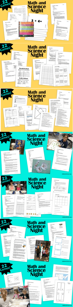 Math and Science Night Preview- Kid World Citizen