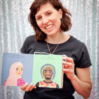 Hats of Faith Author- Kid World Citizen