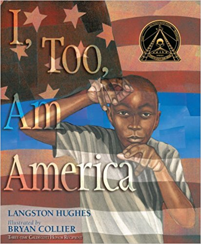 I Too Am America- Kid World Citizen