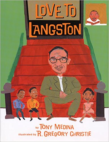 Love to Langston Hughes- Kid World Citizen