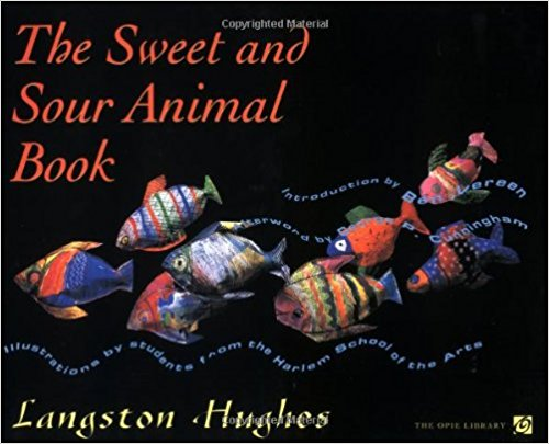 Sweet Sour Animal Book- Kid World Citizen