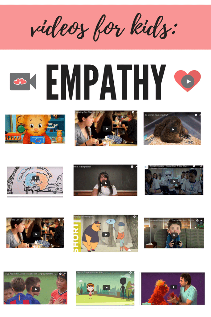 Videos about Empathy for Kids: 18 Short Clips to Help