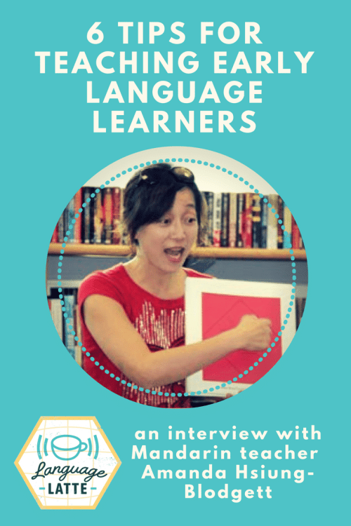 Teaching Early Language Learners- Kid World Citizen