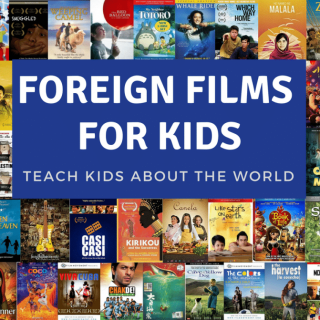 Foreign Films for Kids- Kid World Citizen