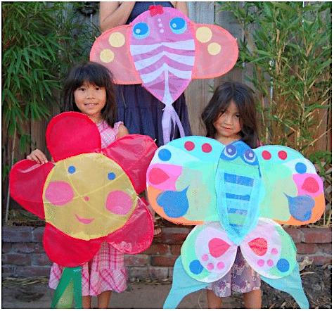 Beautiful Kites Kids- Kid World Citizen