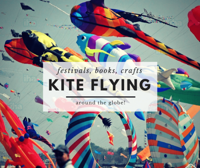 Kite Flying around the World- Kid WOrld Citizen