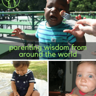 Feed the Baby Hummus Parenting Advice- Kid World Citizen