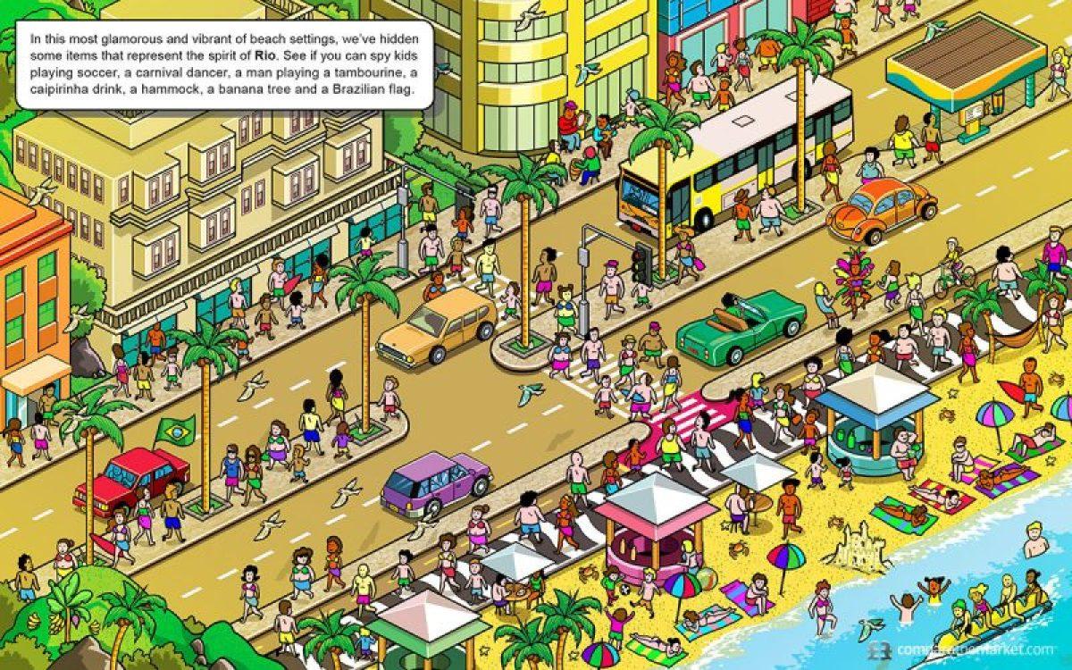 Rio de Janeiro- Kid World Citizen
