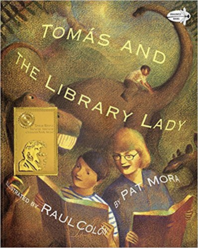 Tomas And The Library Lady- Kid World Citizen