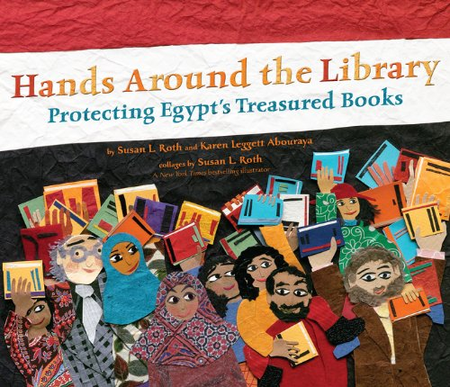 Hands Around the Library- Kid World CItizen