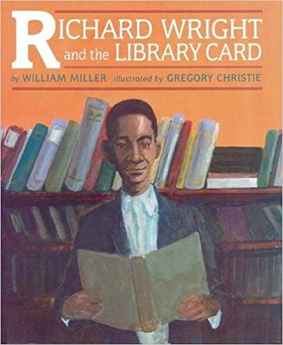 Richard Wright Library Card- Kid World CItizen