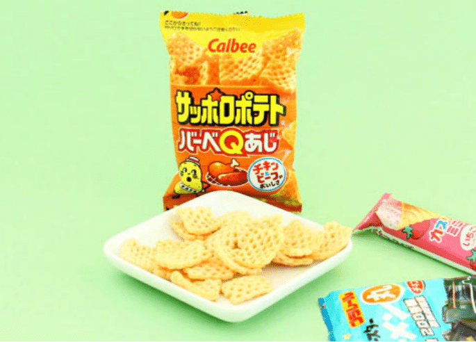Chips Japanese Snacks- Kid World Citizen