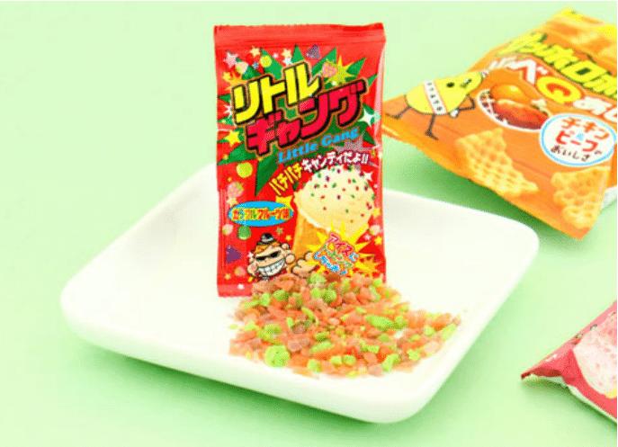 Popping Japanese Candies- Kid World Citizen