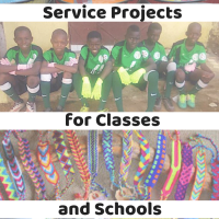 Service Learning Projects for Classes