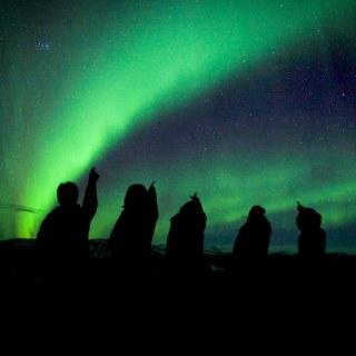 Travel Iceland with Kids Aurora- Kid World Citizen