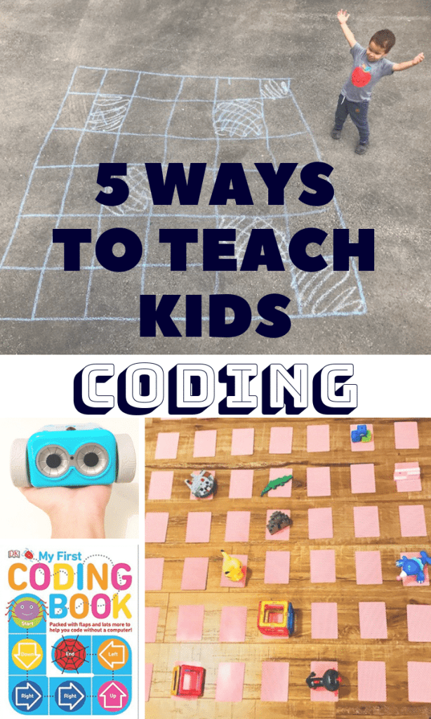 Teaching Kids Coding- Kid World Citizen