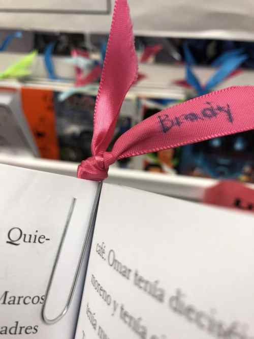 FVR Bookmarks- Kid World Citizen