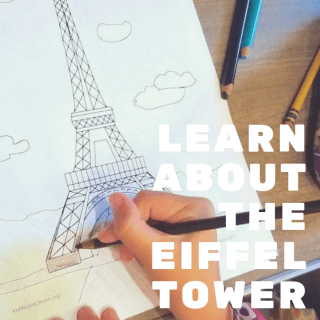 Learn about the Eiffel Tower- Kid World Citizen