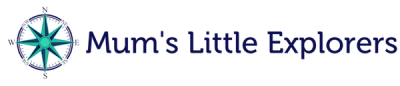 Logo Mums Little Explorers- Kid World Citizen