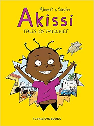 Akisset Book about Ivory Coast- Kid World Citizen