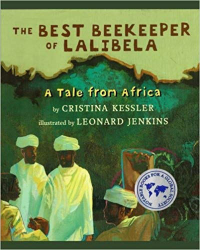 Beekeeper Lalibela Ethiopia Book for Kids- Kid World CItizen