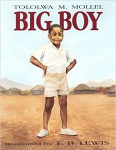 Big Boy Tanzania Book- Kid World Citizen