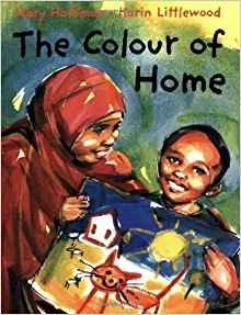 Colour of Home Africa Books for Kids- Kid World Citizen