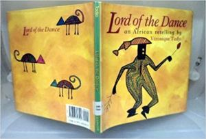Lord of the Dance African Books- Kid World Citizen