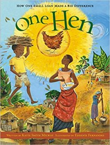 One Hen Africa Books for Kids- Kid World Citizen