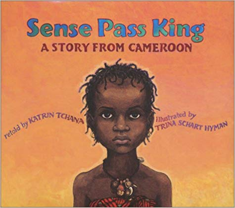 Sense Pass King Kids Books from Africa- Kid World Citizen