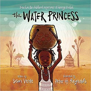 Water Princess Kids Books About Africa- Kid World Citizen
