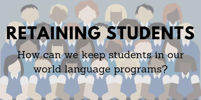 Retaining Students- Kid World Citizen