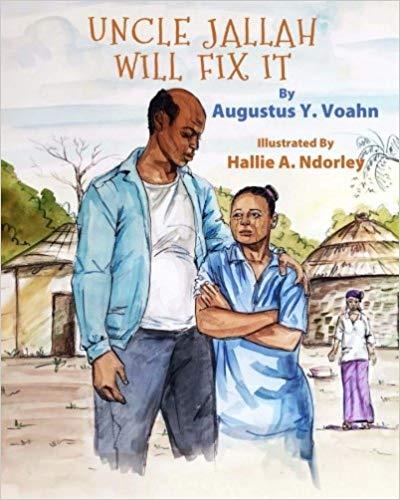 Uncle Jallah Will Fix It- Kid World Citizen